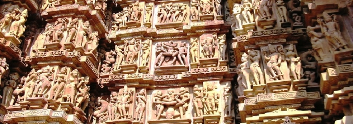 erotic temples in khajuraho